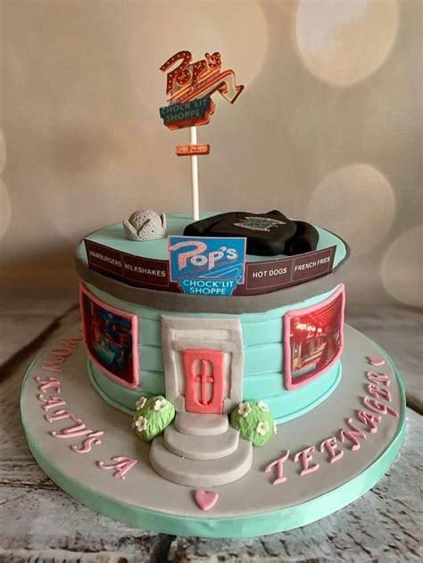 riverdale cake  roberta cakesdecor