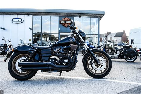 Harley-davidson Dyna Fxdls Low Rider S For Sale In