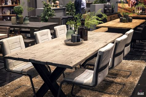 natural upgrade  wooden tables  brighten