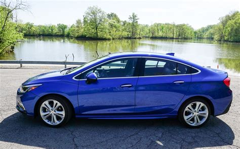 First Drive Review 2016 Chevrolet Cruze  95 Octane