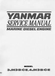 Yanmar Marine Diesel Engine 3jh3 B  C E  4jh3 B  C E Pdf