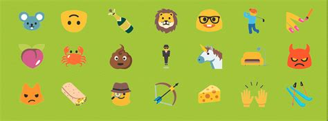 android emoji update update swiftkey for android get new android emoji