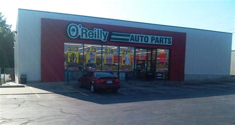 O'reilly Auto Parts In Raytown, Mo