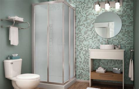 Tub And Shower Units - mirolin dahlia iii square corner shower at 32 x 32 it s