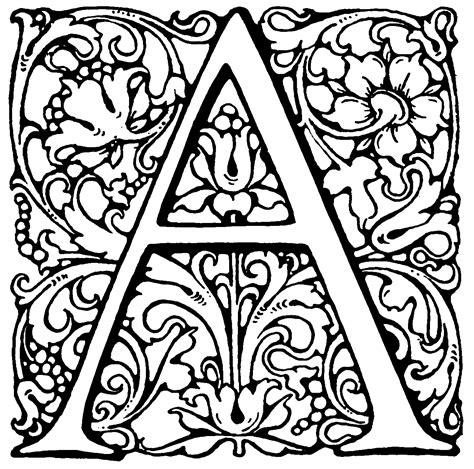 letter a coloring pages free coloring pages of peace and