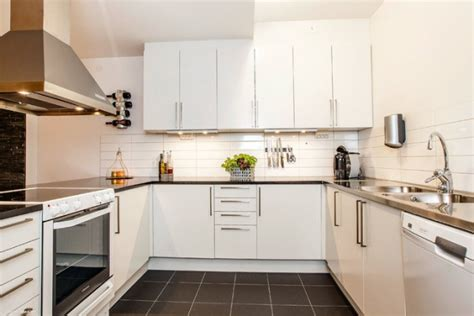 desain dapur hitam putih minimalis modern info desain