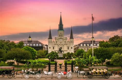 New Orleans Images Celebrate The New Orleans Tricentennial