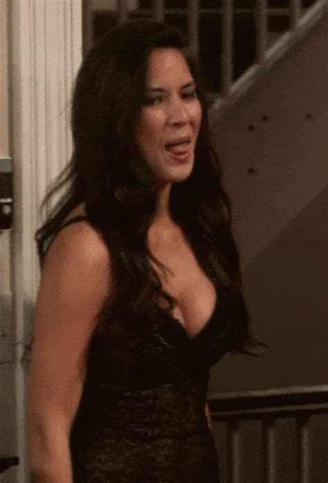 Here Are Sultry Gifs Of Olivia Munn Because Monday Maxim