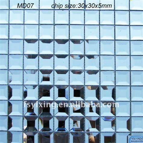 azulejos de mosaico de vidrio biselado md  gusta