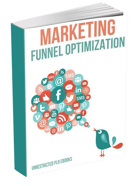Marketing Optimization - marketing funnel optimization unrestricted plr ebook