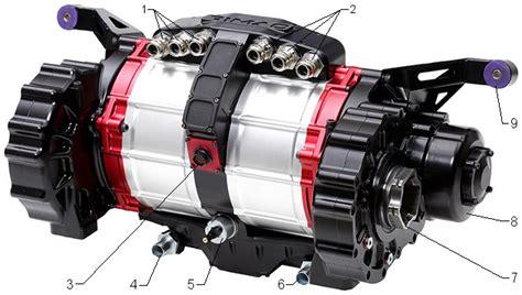 Motor Electric Auto by Rimac Concept One Automobilul Electric De 1088 Cp