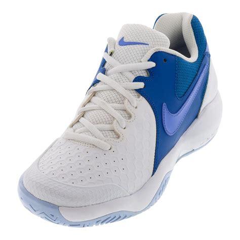 nike womens air zoom resistance tennis shoes