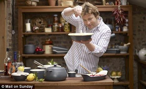 Flogging Jamie Oliver Ware To Your Friends  Is It Pukka