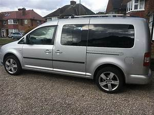 2008 Vw Caddy Maxi Life  A Very Scruffy But Usable 7