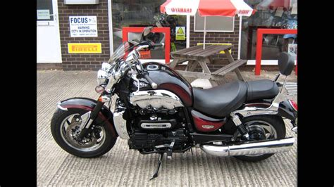 Triumph Rocket3, The Amazing Most Powerful Bike In The