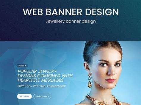 jewellery banner psd freebie supply