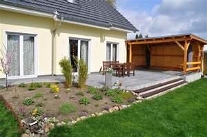 Garten terrasse anlegen alle kosten fotos infos zum for Terrasse anlegen