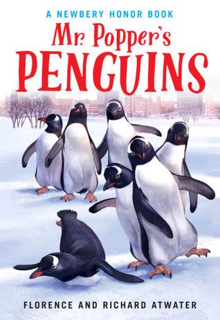 poppers penguins  richard atwater
