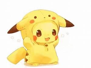 Pokemon Cute Pikachu