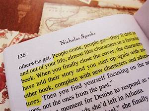 People come, pe... Life Story Book Quotes