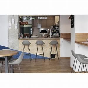 Chaise De Bar Exterieur : chaise de bar design b ton hauteville by drawer ~ Teatrodelosmanantiales.com Idées de Décoration