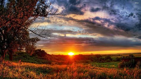 nature beautiful wallpaper sunset wallpapers