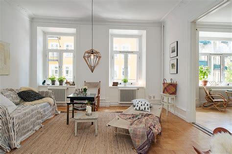 Deko Wohnung by Schwedische Wohnung Offenbart Eine Gem 252 Tliche Ecke Nach