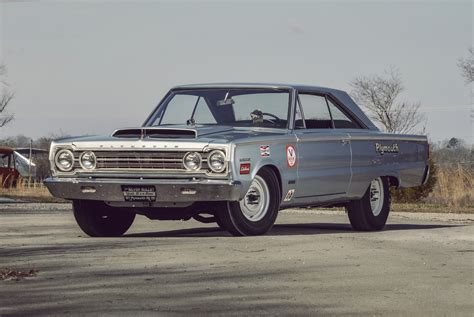 Plymouth : Plymouth Belvedere Ii Ro23 Super Stock Lightweight