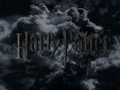 Lukas Koudelka Dribbble Harry Potter Opening Animation