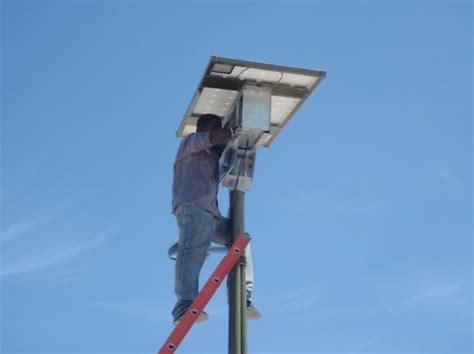 solar electric light fund shines a of on haiti