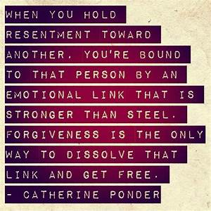 Free Yourself From Resentment | Words Of Wisdom | The Tao ...