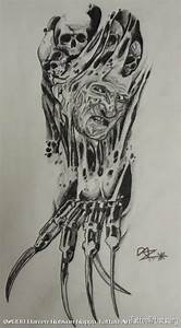 Horror Tattoo Ideas and Horror Tattoo Designs | Page 62