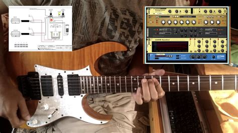 Best Wiring For Ibanez Any Guitar With Two Humbuckers