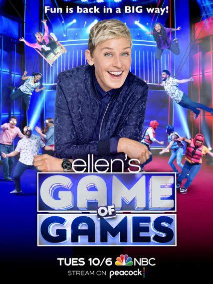 'Ellen's Game of Games' Promises More Fun in Sneak Peek at ...