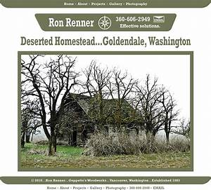 Deserted homestead ron renner geppetto39s woodworks for Furniture repair homestead