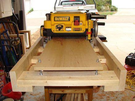 planer cart workshop   woodworking shop layout