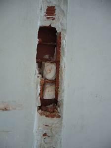 Reboucher Trou Mur Placo : cloison enlev e comment reboucher les tours ~ Melissatoandfro.com Idées de Décoration