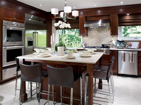 design for kitchen island small kitchen islands pictures options tips ideas