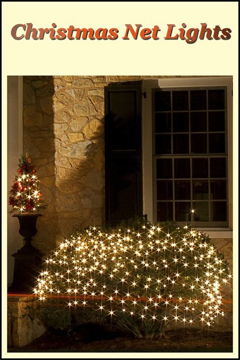 how to measure netted christmas lights shrubs 1000 ideas about net lights on fish net decor fishing net decor and reception ideas