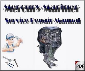 Mercury Mariner 40 Hp  4cyl  2