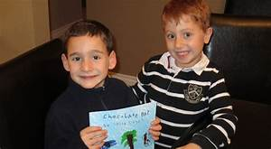 7-Year-Old Boy Writes Book to Help His Best Friend Fight ...