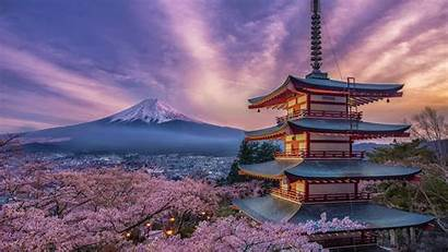 8k 4k Japan Wallpapers Resolution Ultra Fuji