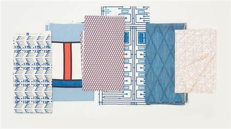 frank lloyd wrights original fabric designs