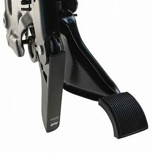 Oem Emergency Parking Brake Pedal Assembly With Hood Release Handle For Ford New