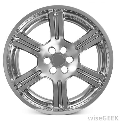 What Are Big Rims? (with Picture