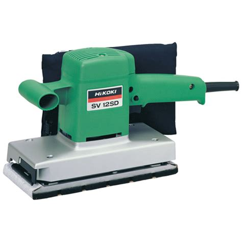 hitachi svsd orbital sander mm  toolswood