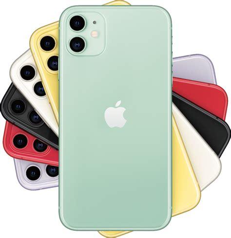Apple iPhone 11 128GB Green (Verizon) MWLK2LL/A - Best Buy