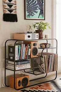 Meuble Pour Tourne Disque : bien meuble rangement pour disque vinyle 7 pour tourne ~ Teatrodelosmanantiales.com Idées de Décoration