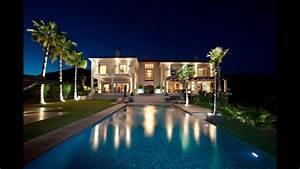Large modern villa for sale in La Zagaleta - YouTube  Modern