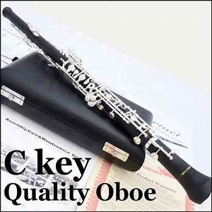Aliexpress.com : Buy Professional Oboe Silver Plated ...